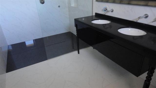 Trabajos - Plato de ducha negro ...